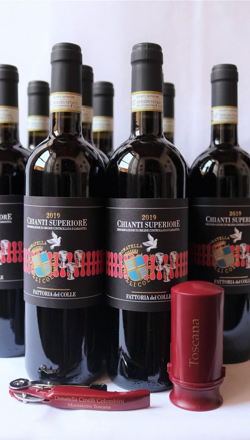 Chianti Superiore DOCG 2019 BIO Donatella Cinelli Colombini
